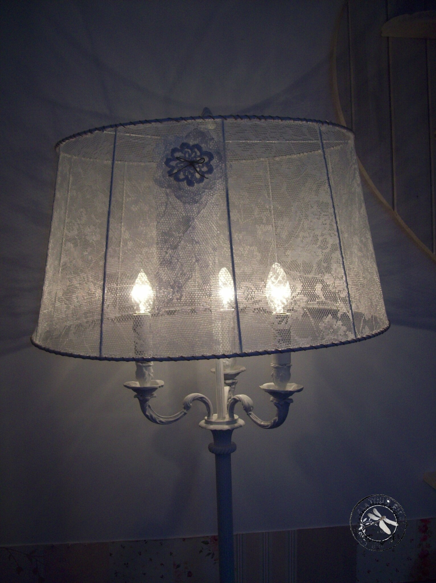 102 0258 for Lampadaire shabby