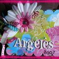 Mini Album Argelès 2007