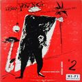 Lester Young - 1954 - With The Oscar Peterson Trio, Vol