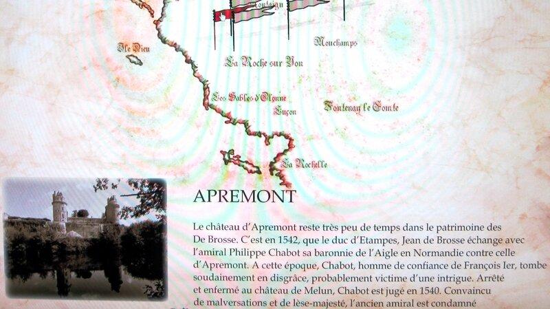 APREMONT échangé entre Brosse et Chabot