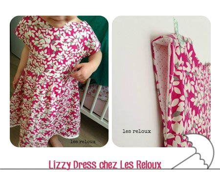 Lizzy Dress Les Reloux