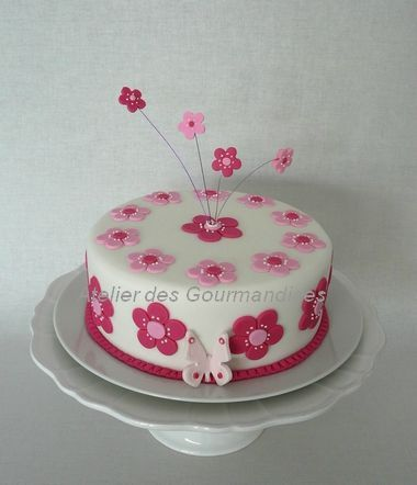 image gateau anniversaire petite fille home baking for you blog photo. Black Bedroom Furniture Sets. Home Design Ideas
