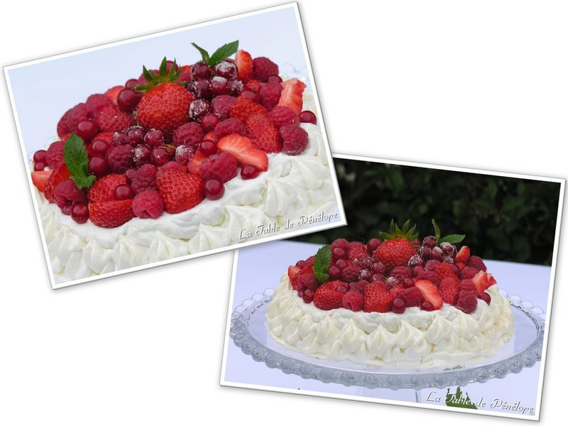 Pavlova_fruits_rouges_6