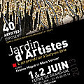 40 artistes exposent..........