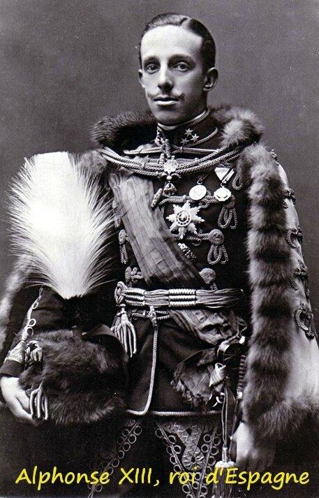 1931-Alfonse XIII
