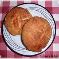 Pains emmental-comté, aussi bons que ceux du boulanger