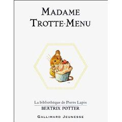 MadameTrotteMenu