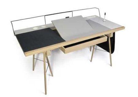 Grasby le magnifique et son bureau magique SleekDesign