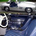MERCEDES - 300 SL Gullwing - 1954 (2)