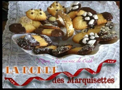 """ღ """" MIAM """" La ronde des Marquisettes ..."""