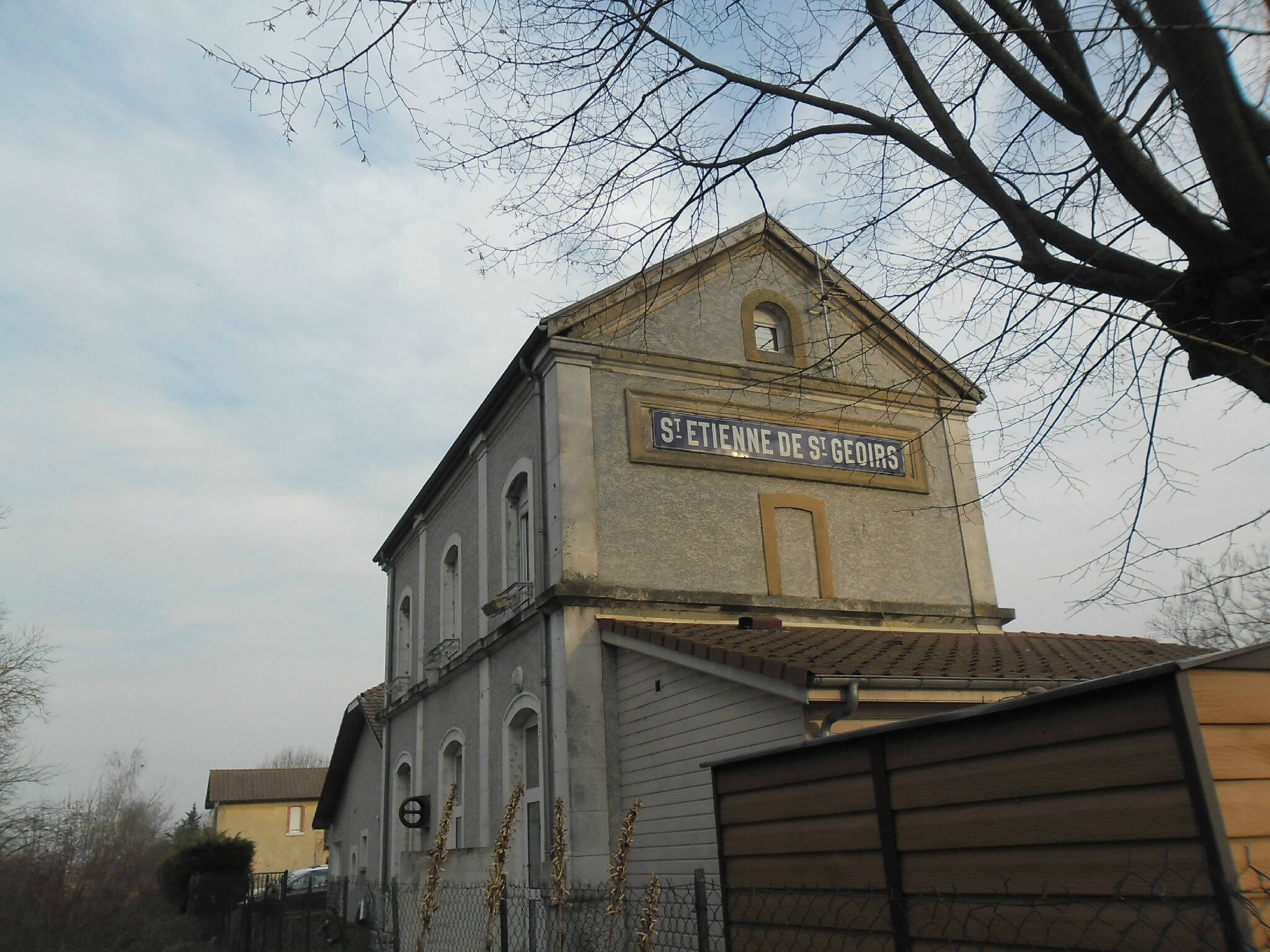 Saint-Etienne de Saint-Geoirs (Isère)