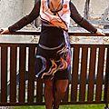 Couture : une robe glam-rock pour se faire plaisir