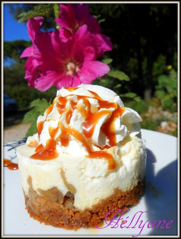 cheese cake banoffee