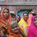 jour de fête à Bikaner