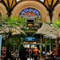Gare de Lyon : le Train Bleu.