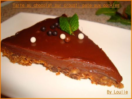 tarte chocolat cookies 2