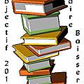Mes lecture 2012 + bilan le tout en un !