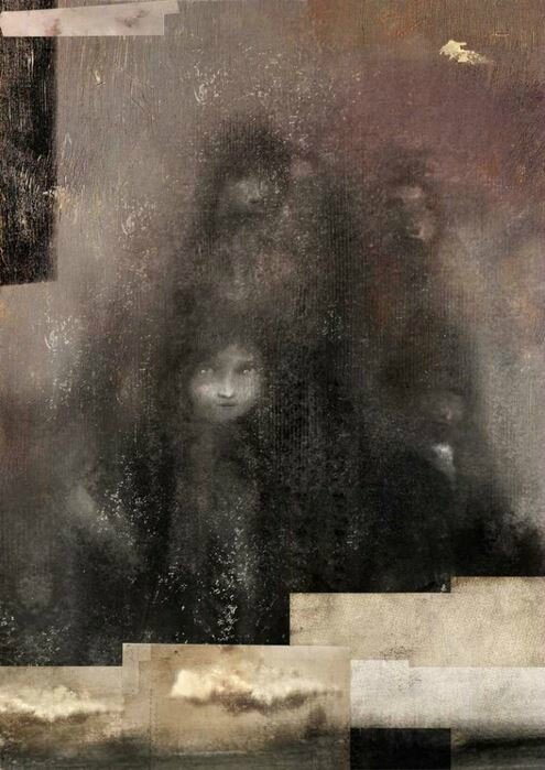 Gabriel Pacheco 1973 - Mexican Surrealist Visionary painter - Tutt'Art@ (5)
