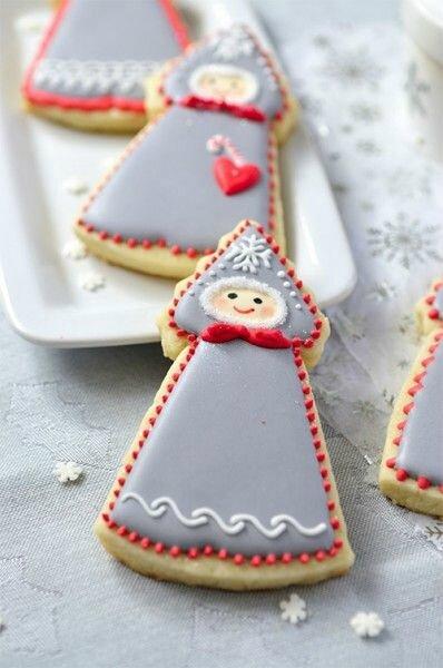 cookies d'hiver
