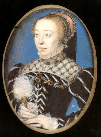 Catherine de Médicis (Victoria and Albert museum)