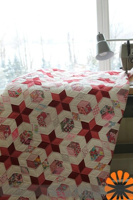antique grandma quilt