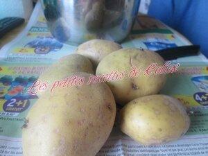 Ecrasé de pomme de terre avec des petites crevettes roses01