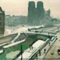 Albert marquet, peintre du temps suspendu au musée d'art moderne