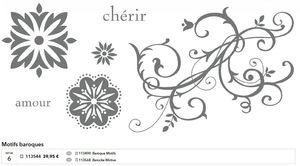 p74 motifs baroque