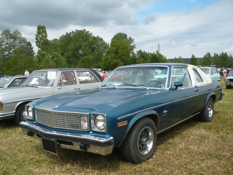OLDSMOBILE Omega Brougham 2door coupé 1978 Madine (1)