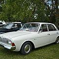 FORD Taunus 17m P5 berline 4 portes 1965 Madine (1)