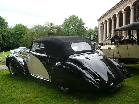 BUGATTI type 57C Letourneur & Marchand drophead coupé 1939 Baden Baden (2)