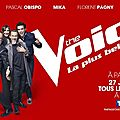 [replay] the voice (episode 1) du 27 janvier 2018