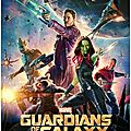 Les gardiens de la galaxie (james gunn - 2014)