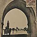 Le plan 1918 de marrakech; il y a cent ans !