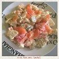 Salade piémontaise au saumon