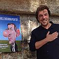 Film satire dans la campagne - marc large et maxime carsel