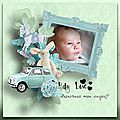 My Little Baby Love - Kit by S.Designs