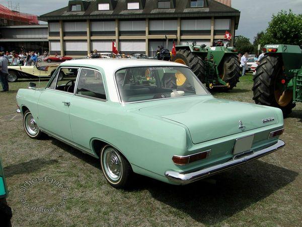 opel rekord a 1700 2 portes 1963 1965 2