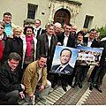Point presse Comité de soutien F.Hollande