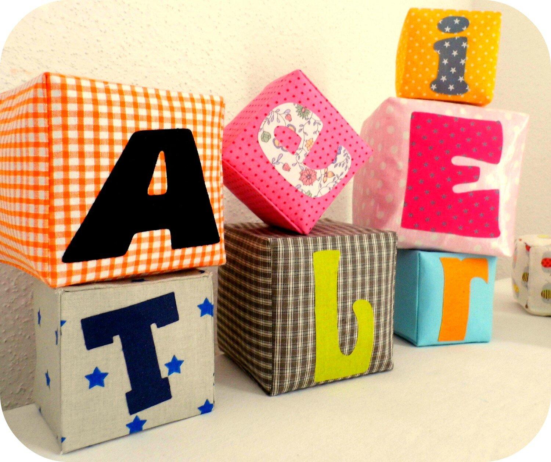 Cube textile Thermocollés Nov 2014