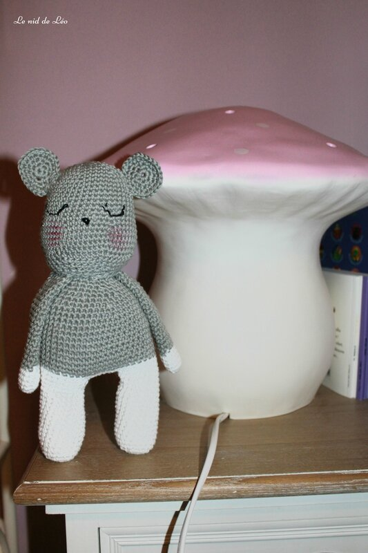 petite souris le nid de l o. Black Bedroom Furniture Sets. Home Design Ideas