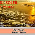 Lundi soleil # 12