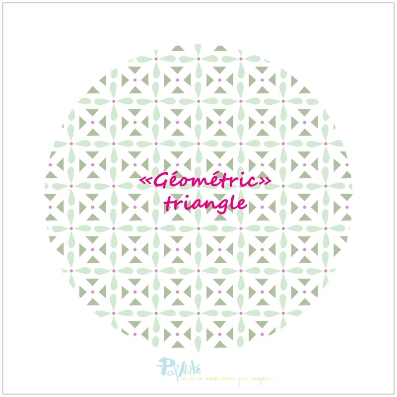 Geometric-triangle