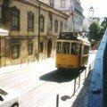 Lisbonne le funiculaire