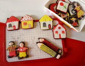 biscuit ecole1