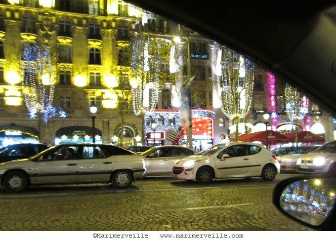 Paris Noël 2014 les Champs
