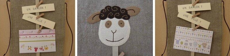 Mouton porteur de message 4