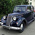 Fiat 1100 e-1949 à 1953
