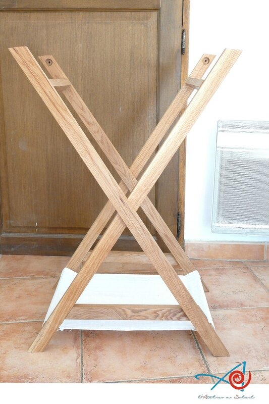 Bac à linge - structure bois (Copier)