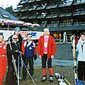 WE ski - Le Lioran, janvier 2005.